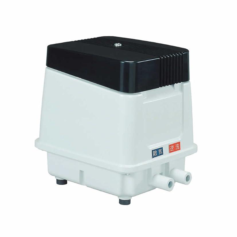 置き場コンチネンタル指定安永 EP-80EL 浄化槽エアーポンプ ブロワー EP-80E