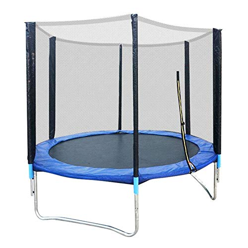 YY-JJ 6 Feet Diameter Trampoline Home Children Indoor Commercial Trampoline Outdoor Adult Trampoline Outdoor Large Bungee Trampoline With Net,fitness trampoline