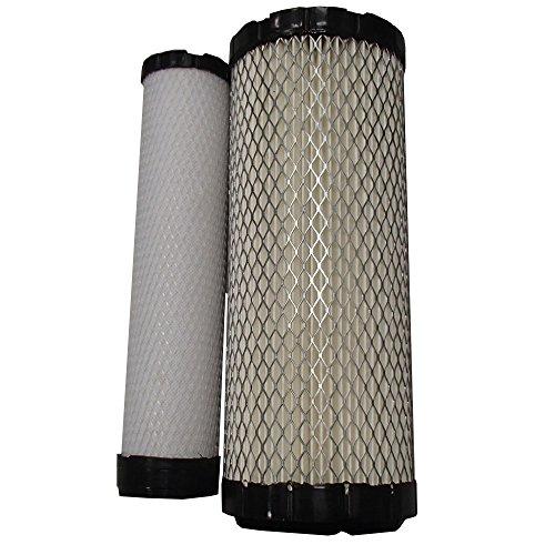Kohler 25 083 01-S / 25 083 04-S Air Filter and Safety Element Kit