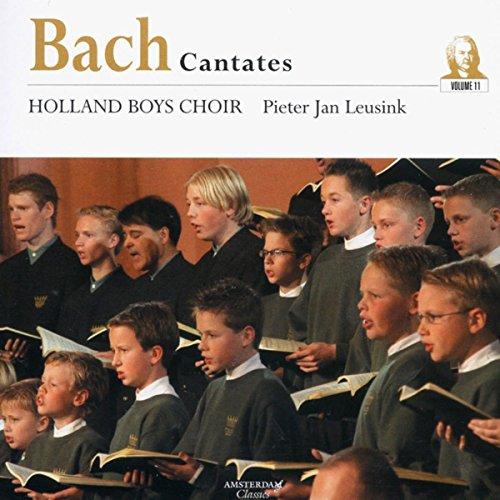 Wachtet! Betet!, BWV 70, No. 11, Chorus. Nicht nach Welt