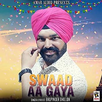 Swaad Aa Gaya