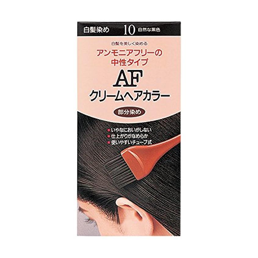 腐敗した秋アダルトヘアカラー AFクリームヘアカラー 10 【医薬部外品】