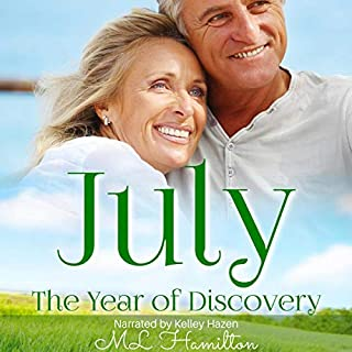 July: The Year of Discovery audiobook cover art