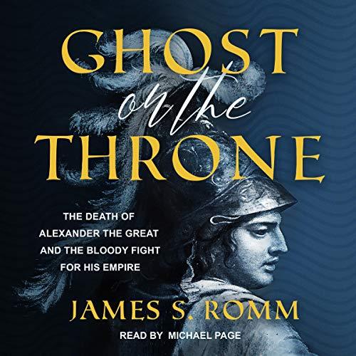 Page de couverture de Ghost on the Throne