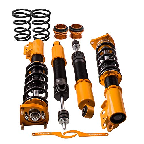 Coilovers Kits for Ford Mustang 4th 94-04 Adjustable Height & Mounts Suspension Shock Strut