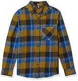Volcom Caden Plaid L/S - Camisa para Hombre, Talla S