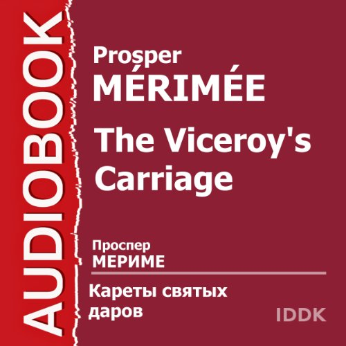 The Viceroy's Carriage [Russian Edition] audiobook cover art
