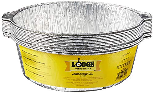 12-Inch Lodge Dutch Oven Liners