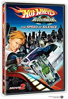 Hot Wheels Acceleracers: Volume 2 - The Speed of Silence