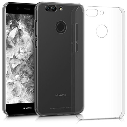 kwmobile Huawei Nova 2 Plus Hülle - Handyhülle für Huawei Nova 2 Plus - Handy Case in Transparent - 5