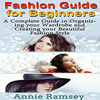 Fashion Guide for Beginners audiobook cover art