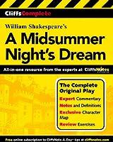 CliffsComplete A Midsummer Night's Dream (Cliffs Complete Study Editions)