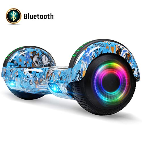 FLYING-ANT Hoverboard for Kids with Bluetooth