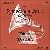 Symposium Opera Collection of Emmy Destinn by EMMY DESTINN (2001-12-18)