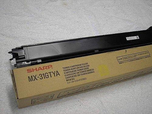 Sharp MX31GTYA - Cartucho de tóner