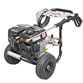 SIMPSON Cleaning MS60763-S MegaShot Gas Pressure Washer Powered by Kohler RH265 3100 PSI at 2.4 GPM