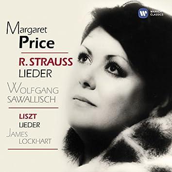 Strauss Lieder avec piano Sawallisch