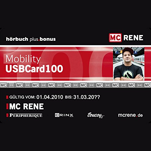 MC Rene - Alles auf eine Karte audiobook cover art