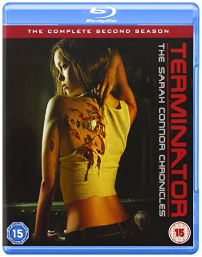 Terminator - The Sarah Connor Chronicles Season 2 [Blu-ray] [UK Import]