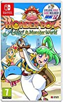 Wonder Boy: Asha In Monster World (Nintendo Switch) (輸入版)