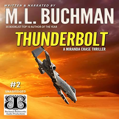 Thunderbolt: An NTSB/Military Technothriller cover art