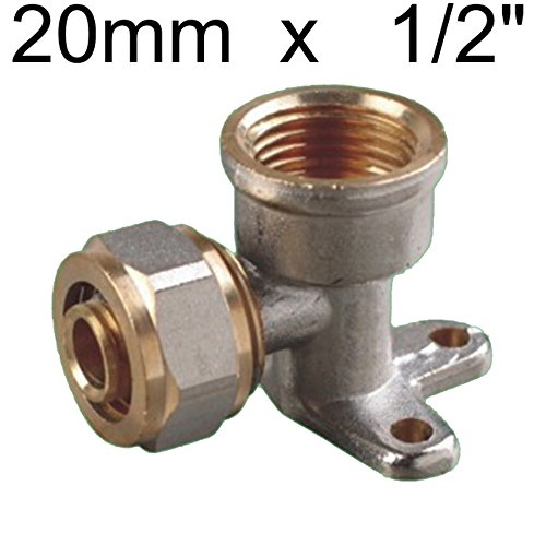 EXCOLO Fittings Verbundrohr (20mm x 1/2