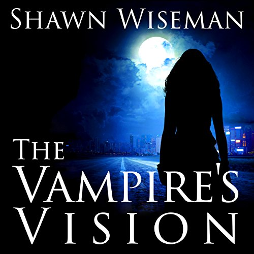 The Vampire's Vision audiobook cover art