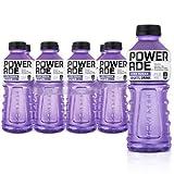 POWERADE Zero Grape, 20 fl oz, 8 Pack