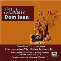 Dom Juan livre audio