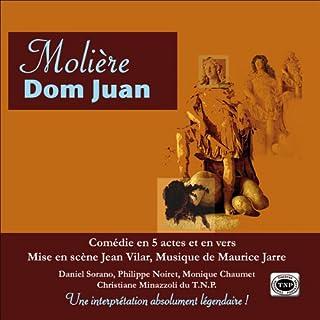 Couverture de Dom Juan