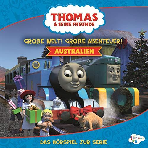 Große Welt! Große Abenteuer! Australien cover art