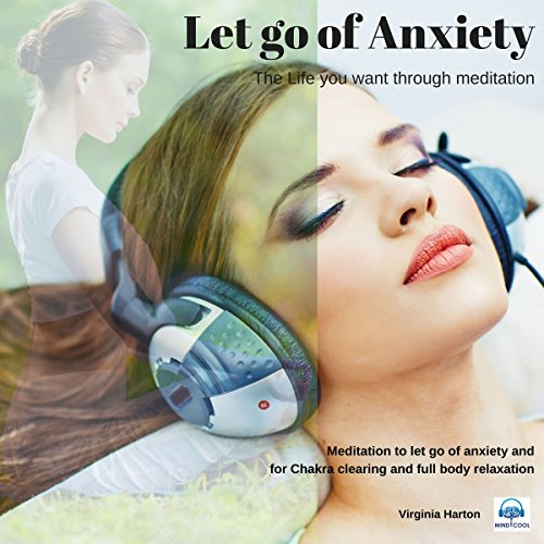 Let Go of Anxiety audiobook cover art