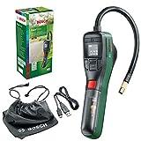 Bosch Home and Garden 603947000 elektrische Luftpumpe Mini Kompressor EasyPump (3,0 Ah Akku, 3,6 Volt, Autostop-Funktion, 150 PSI, 10,3 bar, LED, über USB-C® wiederaufladbar, in Karton)