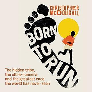 Born to Run: audiobook cover art