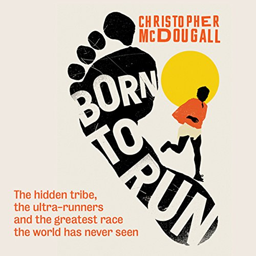 Born to Run: audiobook cover art