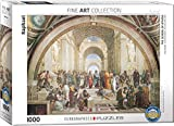 SCHOOL OF ATHENS PUZZLE
