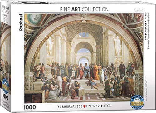 puzzle quadri SCHOOL OF ATHENS PUZZLE
