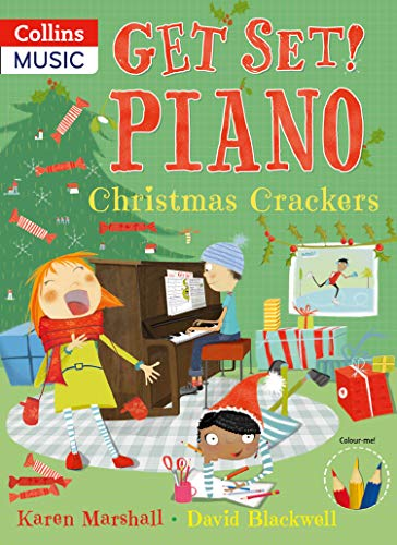 Christmas Crackers (Get Set! Piano)