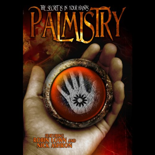 Palmistry audiobook cover art
