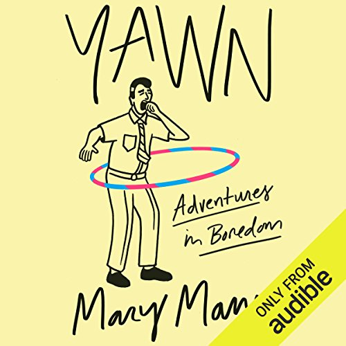 Yawn audiobook cover art