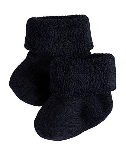 FALKE FALKE Baby Socken Erstling - 89% Baumwolle, 1 Paar, Blau (Dark Marine 6170), Größe: 50-56