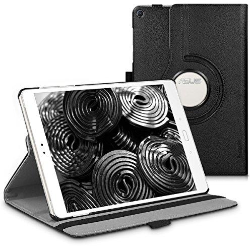 kwmobile Asus ZenPad 3S 10 (Z500M) Hülle - 360° Tablet Schutzhülle Cover Case für Asus ZenPad 3S 10 (Z500M) - Schwarz