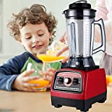 3.9L 2800W Professional Kitchen System Commercial High Speed Blender,High Performance Ice...