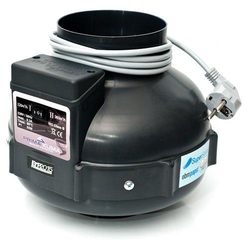 Rohrventilator UFO RVK Prima Klima 220-360 m³/h 125mm (PK125 MES-2)