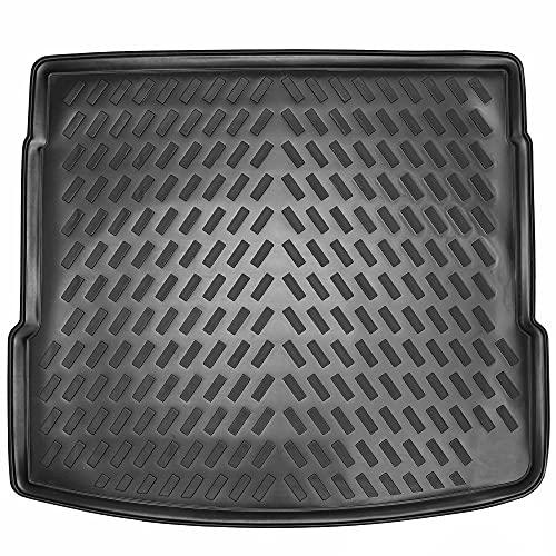 Design 3D Kofferraumwanne für KIA SPORTAGE 4 (QL) ab 2015 | Antirutsch mit hohem Rand