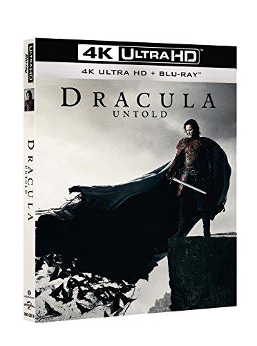 Dracula Untold (Blu-Ray 4K Ultra HD+Blu-Ray) [Blu-ray]