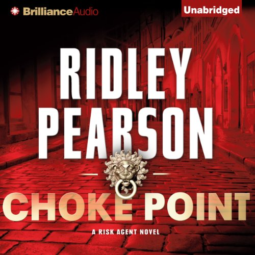 Choke Point audiobook cover art