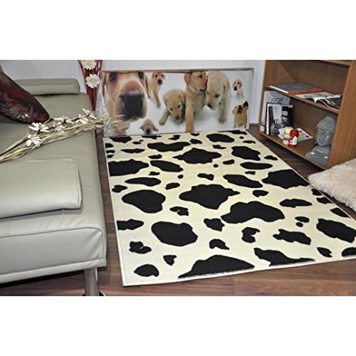 Wildlife Safari Animal Print Rug Carpet 16 Design Cow Ski.
