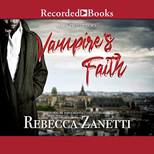 Vampire's Faith audiobook cover art