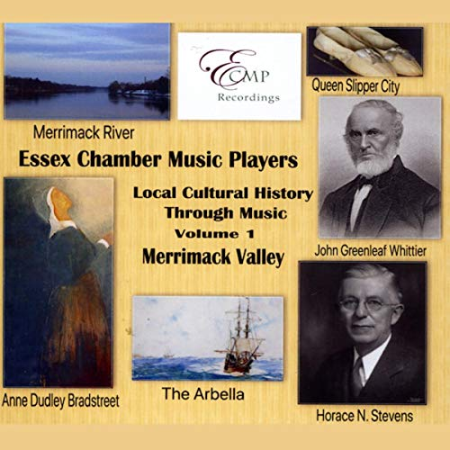 June on the Merrimack for Tenor, Flute, Cello and Piano